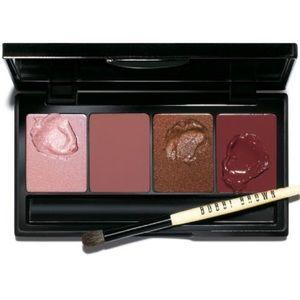 NEW Bobbi Brown lip gloss palette